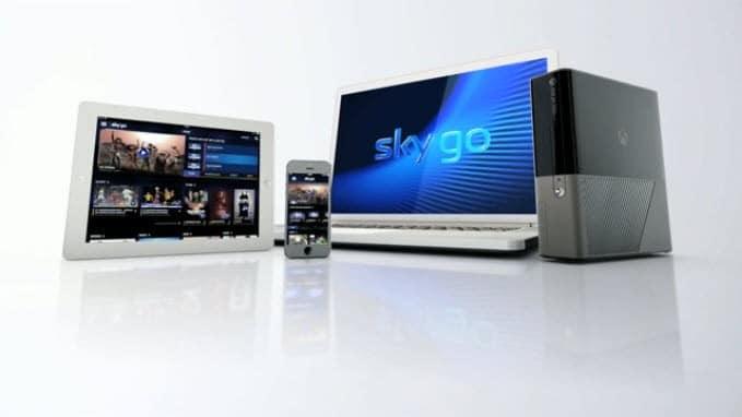 Skygo Geräte