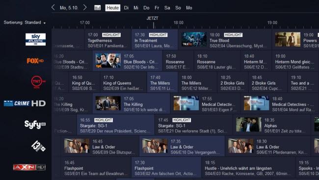 tv programm 20.15 sky