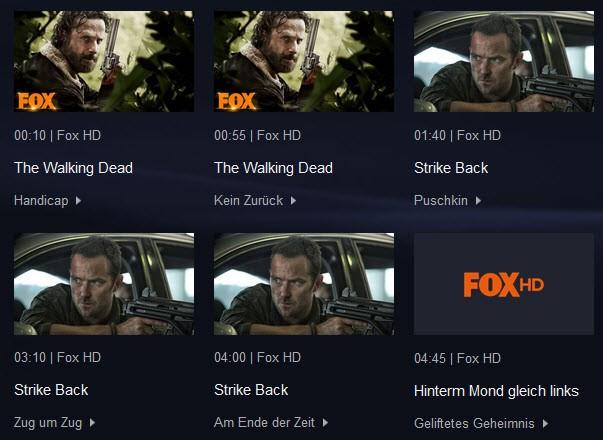 Fox Programm Sky