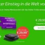 Sky Online Angebot