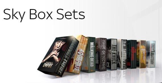 Sky Box Sets Kosten