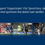 Sky Online Supersport Tickets