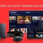 Sky Online für die PlayStation 4