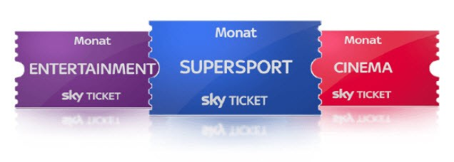 Sky Ticket Bestellen