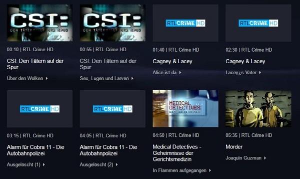 Rtl Crime Serien