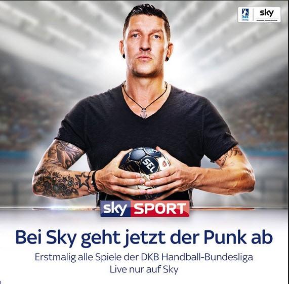 Handball Sky