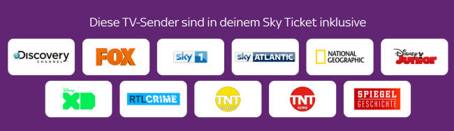 Discovery Channel Jetzt Bei Sky Entertainment Ticket Inklusive