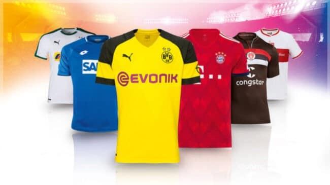 online store 52355 c9679 Sky Abo Angebot mit gratis Bundesliga-Trikot - ab mtl. 14,99 €*