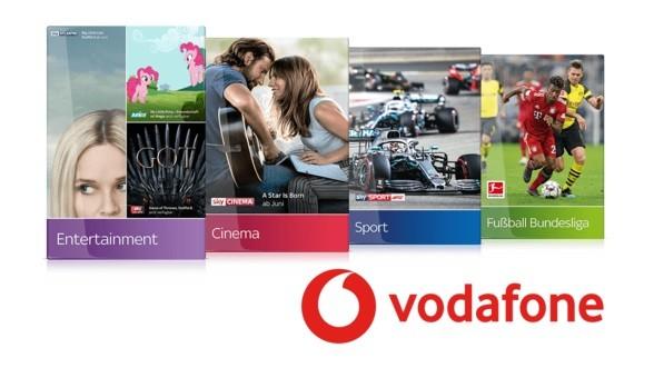 Vodafone Kabel Sky