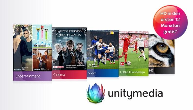 Unitymedia Mit Sky