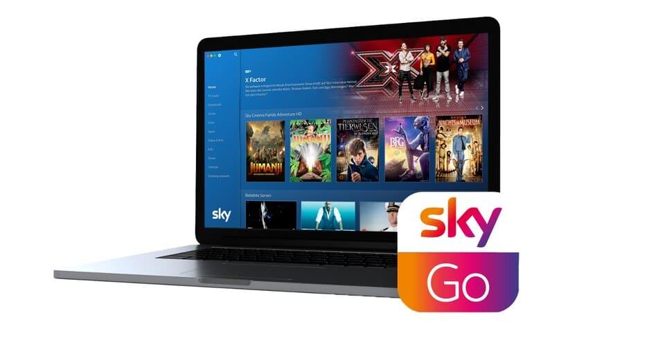 Sky Go Probemonat